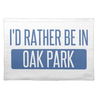 Oak Park Placemat