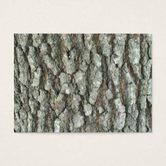 Oak Tree Bark Real Wood Camo Nature Camouflage Business Card