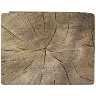 Oak Tree Cross Section iPad Cover