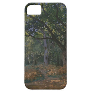 Oak tree in the forest case for the iPhone 5