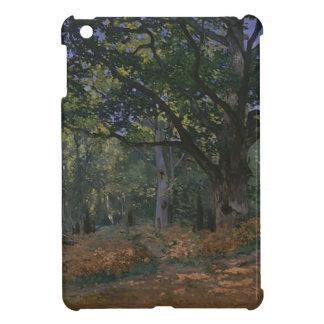 Oak tree in the forest iPad mini case