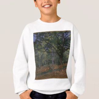 Oak tree in the forest sweatshirt