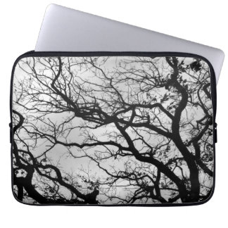 Oak Tree Landscape Laptop Sleeve