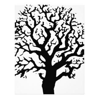 Oak Tree Letterhead