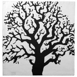 Oak Tree Napkin