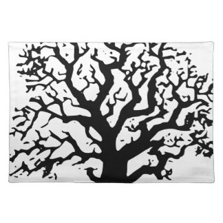 Oak Tree Placemat