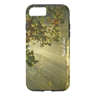 Oak Tree with Morning Sunbeams iPhone 8/7 Case