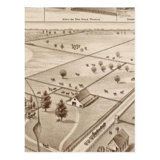 Oakdale Ranch Postcard