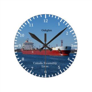 Oakglen clock