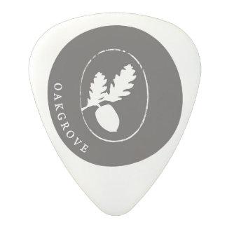 Oakgrove Guitar Pick
