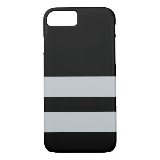 Oakland Black&Silver iPhone 8/7 Case