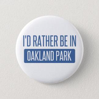 Oakland Park 2 Inch Round Button