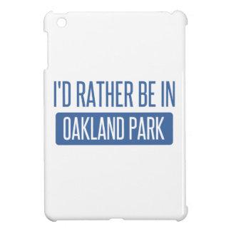 Oakland Park Case For The iPad Mini