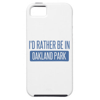 Oakland Park Case For The iPhone 5
