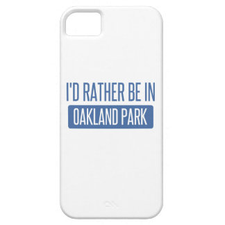 Oakland Park iPhone 5 Cases