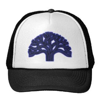 Oakland Tree Blue Haze Trucker Hat