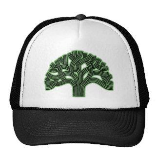 Oakland Tree Green Haze Trucker Hat
