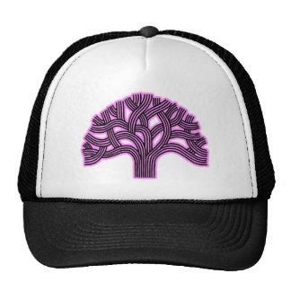 Oakland Tree Pink Haze Trucker Hat