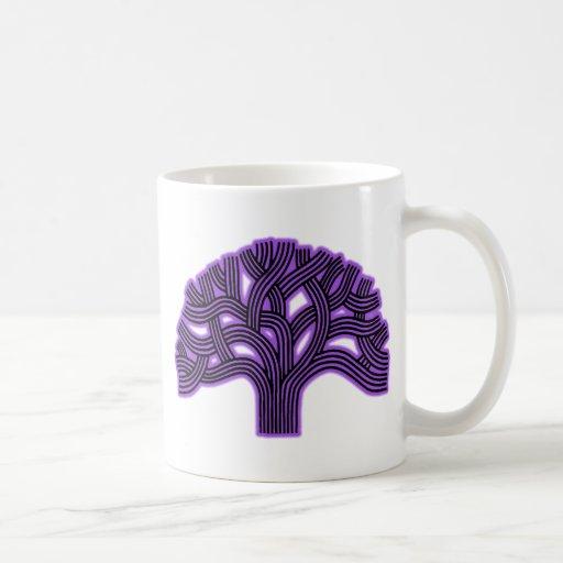 Oakland Tree Purple Haze Mugs