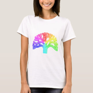 Oakland Tree Rainbow T-Shirt