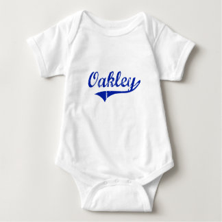 Oakley Kansas Classic Design Baby Bodysuit