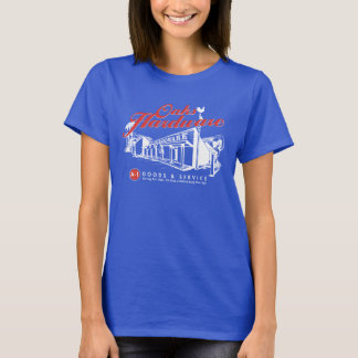 Oaks Hardware Women's Blue Tee