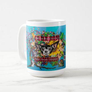 OAS Chihuahua Mural Coffee Mug