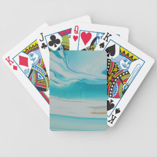 Oasis Bicycle Playing Cards