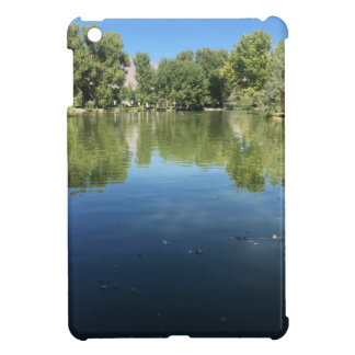 Oasis in the desert iPad mini case