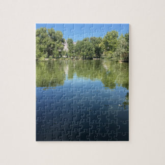 Oasis in the desert jigsaw puzzle
