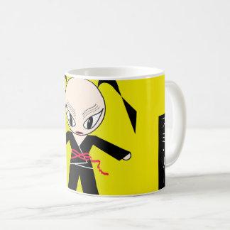 Oasis Li sulks Coffee Mug
