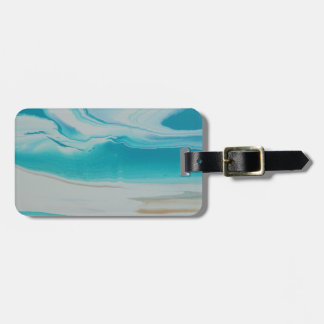 Oasis Luggage Tag