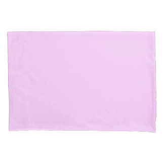 Oasis Violet Pink ©AH2017 Pillowcase