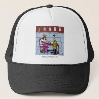 Oatmeal Cartoon 9359 Trucker Hat