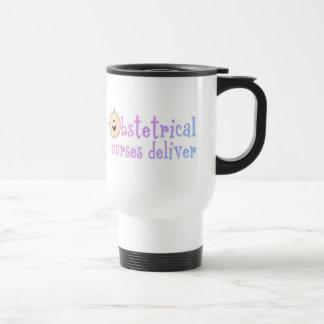OB Nurse Travel Mug