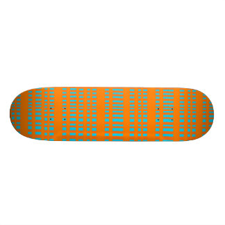 OB Squares FriedlanderWann Design Custom Skateboard