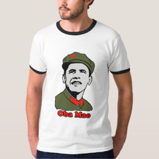 Oba Mao T-Shirt Ringer Style