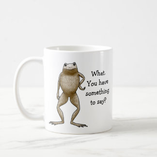 Obadiah Toad Template Coffee Mug