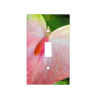 Obake Anthurium Light Switch Cover