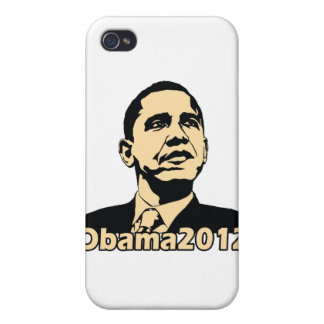 Obama2012 Covers For iPhone 4