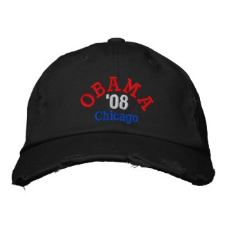 Obama '08 Chicago Hat