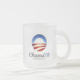 """Obama '08 Coffee Mug - """"PROGRESS"""""""