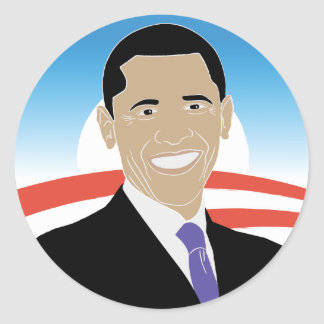 Obama '08 Sticker