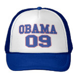 Obama 09 Inauguration Trucker Hats