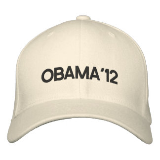 obama 12 embroidered hats