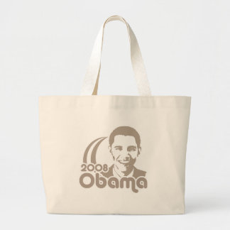 Obama 2008 canvas bags