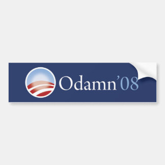 Obama 2008 bumper sticker