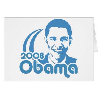 Obama 2008 cards