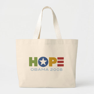 Obama 2008 Hope Tote Bag