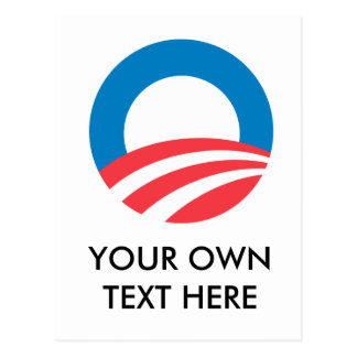 Obama 2008 O Post Card